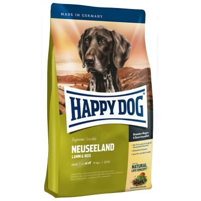 happy dog neuseeland