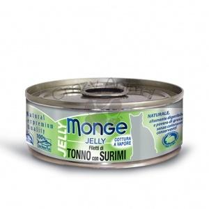 Monge jelly filetti 80gr