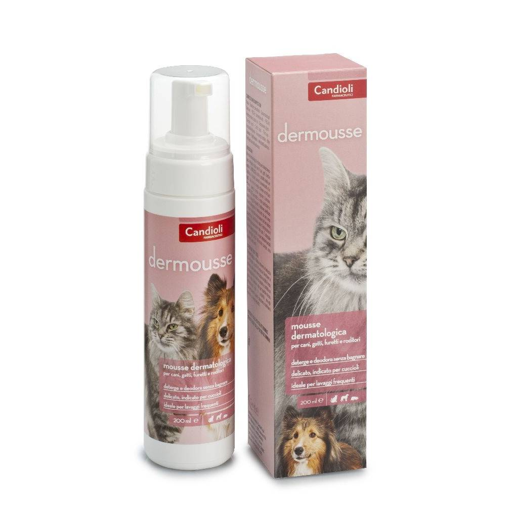 Candioli DERMOSHAMPOO 200ml