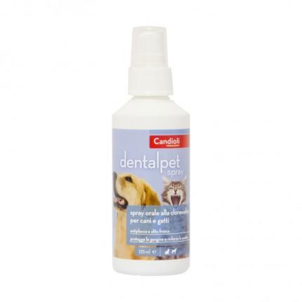 Candioli DENTALPET spray 125ml cane/gatto