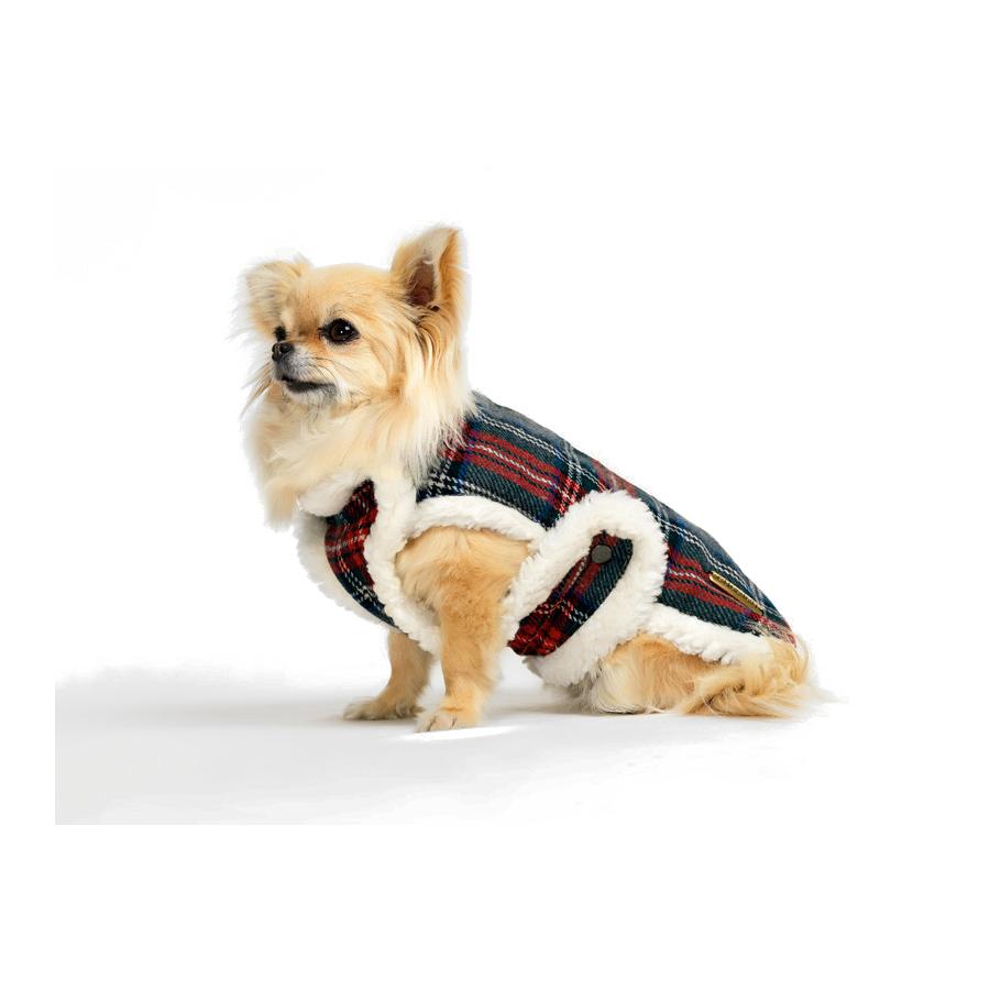 Dog Line Cuccicù cappottino LOGAN