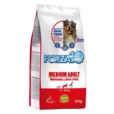 FORZA 10 MAINTENANCE CANE MEDIUM CERVO E PATATE