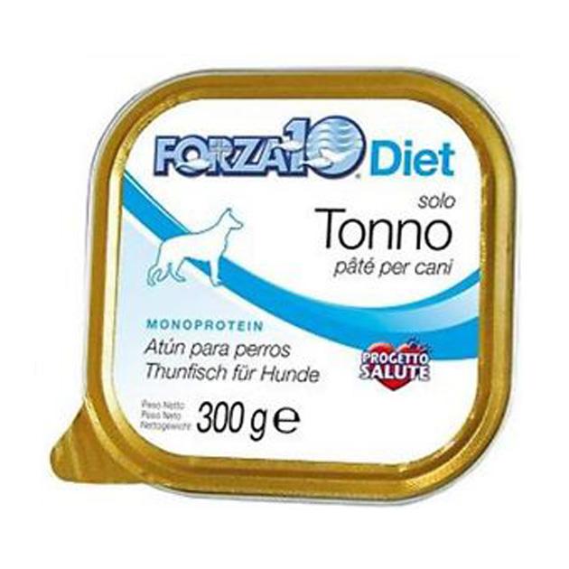 FORZA 10 SOLO DIET VASCHETTA 300 GR. CANE