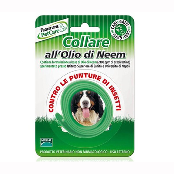 Frontline Pet Care collare per cane