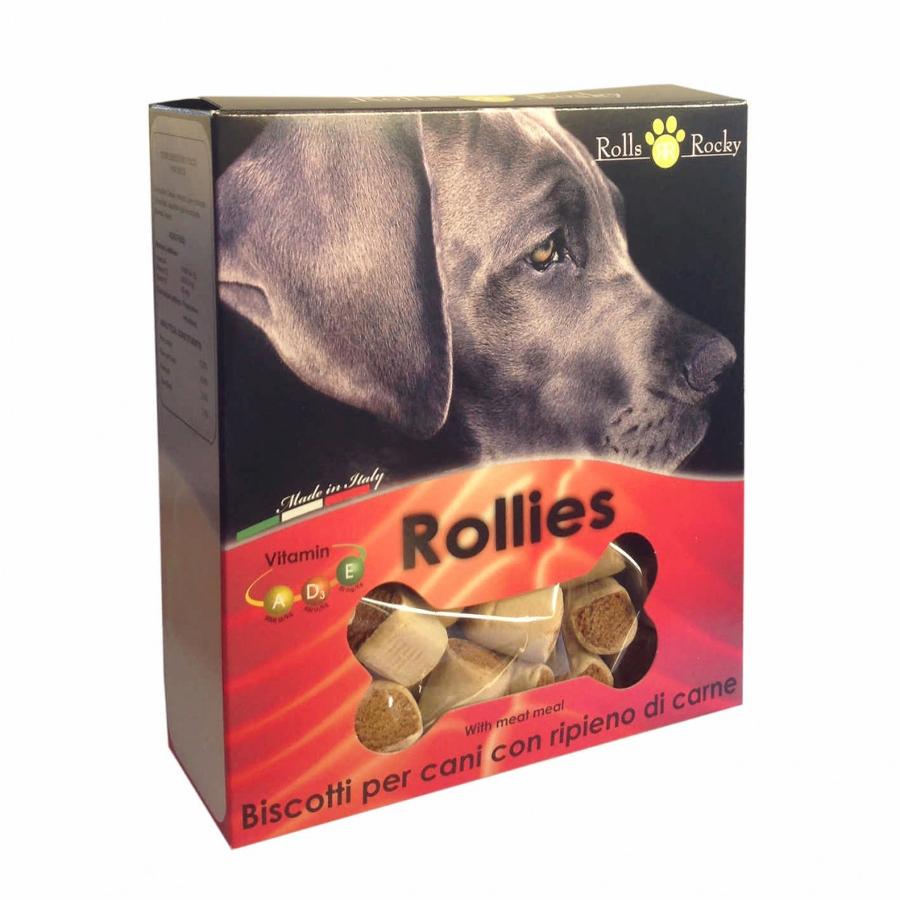 GIOMAR ROLLS ROCKY BISCOTTI PER CANI ROLLIES
