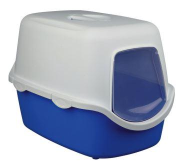 trixie toilette cassetta igienica con coperchio vico 40x40x56 cm