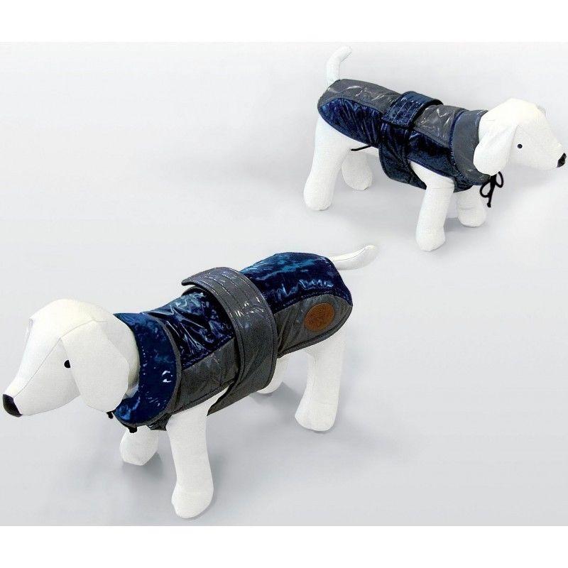 dog line cappottino villach blu