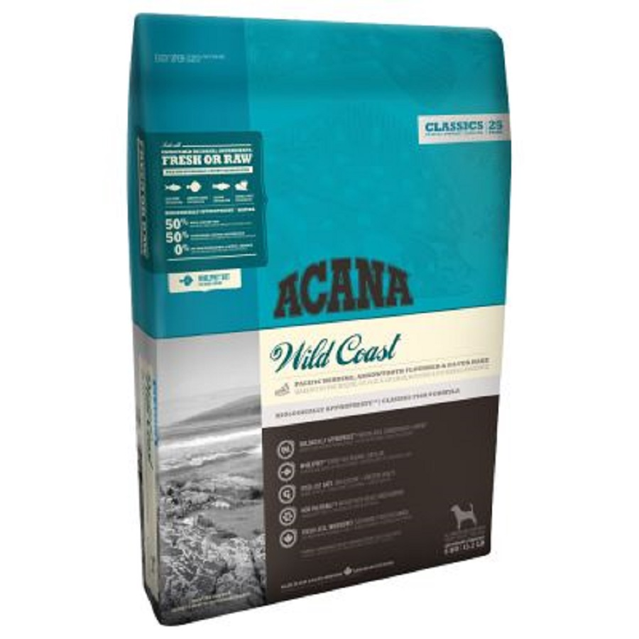 ACANA Dog - Classic new - WILD COAST